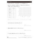 3年算数プリント|表とグラフ1